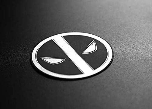 Peak Town shopping Magnetic Car Mount Superhero Metal Marvel Plate Selling rankings Unive