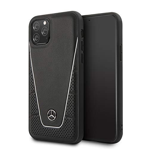 Hülle aus der Patern II-Serie MEHCN65CLSSI -Serie für das iPhone 11 Pro Max, schwarz