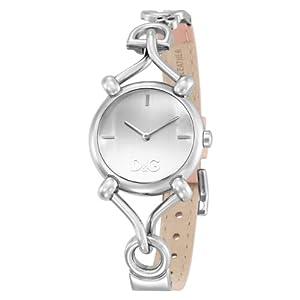 Dolce & Gabbana 2H Lady Silver DIAL Pink Strap DW0497 – Reloj
