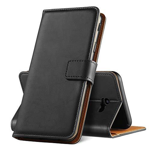 GeeRic Kompatibel Für Samsung Galaxy J4 Plus 2018 Hülle, [Standfunktion] [Kartenfach] [Magnet] [Anti-Rutsch] PU-Leder Schutzhülle Brieftasche Handyhülle Kompatibel Mit Samsung Galaxy J4 Plus 2018