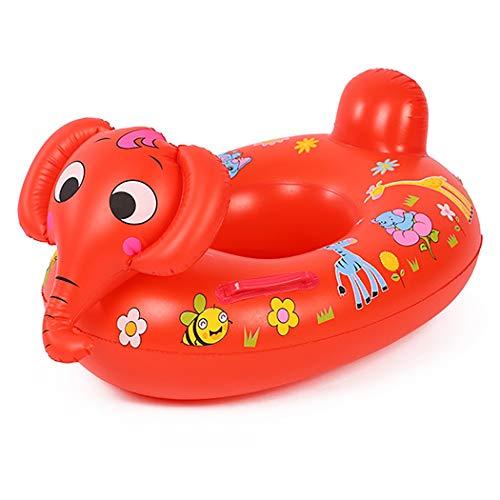 Joyibay Balsa Inflable De La Natación del Flotador De La Piscina del Elefante De La Historieta del Anillo De La Nadada para Los Niños