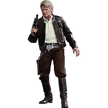 Figura hottoys Star Wars han Solo Episodio VII 30 cm: Amazon.es ...