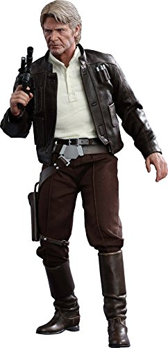 Hot Toys HT902760 1: 6 Scale Han Solo Star Wars The Force Awakens Figure image
