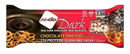 Sports Nutrition Pretzel Snacks