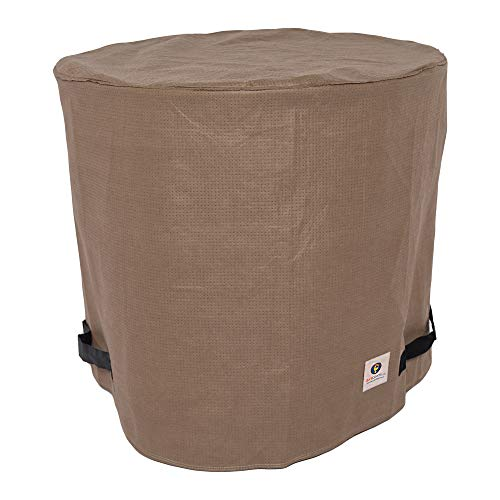 Duck Covers Elite Round Air Conditioner Cover, 34-Inch