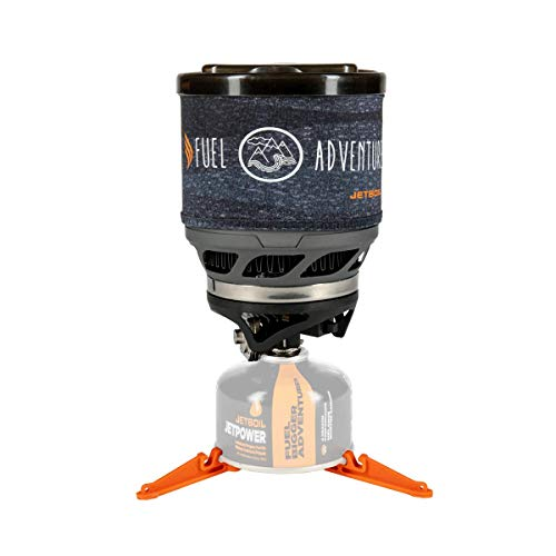 Jetboil MiniMo Camping and Backpacking Stove Cooking System, Adventure...