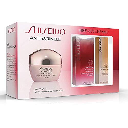 Shiseido 3598380028808 Benefiance WrinkleResist24 Pflegeset, 1 Stück