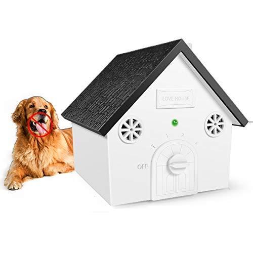 Zomma Anti Barking Device, Ultrasonic Anti Barking, Sonic Bark Deterrents, Bark Control Device, Dog Bark Contrl Outdoor Birdhouse