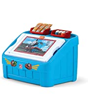 STEP2 THOMAS THE TANK ENGINE 2-IN-1 TOY BOX & ART LID Art lid