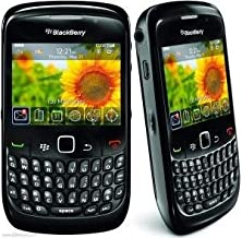 Blackberry Bold 8520 Gemini Unlocked Smartphone with 2 MP Camera, WiFi, Bluetooth, Micro SD slot, GPS Navigation International QWERTY Version