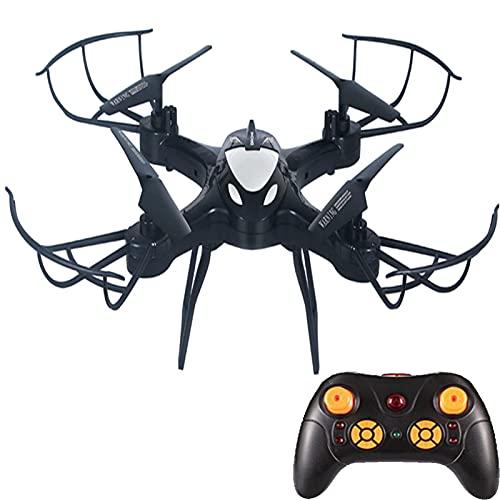 GZTYLQQ Drone para niños, un cuadricóptero Adecuado para Principiantes, con un botón de Arranque, Parada de Emergencia, un Buen Regalo para niños y niñas
