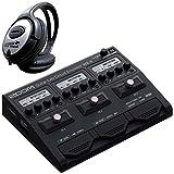 Zoom GCE-3 - Interfaz de audio USB con efectos y auriculares Keepdrum