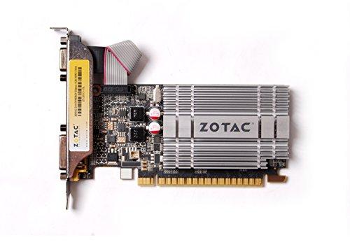 Zotac GT 210 ZT-20313-10L NVIDIA GeForce GT 210 Grafikkarte (PCI-e, 1GB GDDR3 Speicher, DVI-I, HDMI, VGA, 1 GPU)