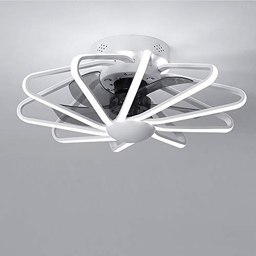 EVANMO Ventiladores para el techo con lámpara