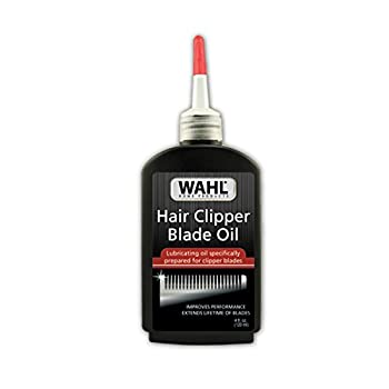 Wahl Premium Hair Clipper Blade Lubricating Oil for Clippers Trimmers & Blade Corrosion for Rust Prevention - 4 Fluid Ounces - Model 3310-300