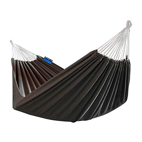 Potenza The Good Weather Co. Premium Double (XXL: 2 Person) Cocoon Style Hammock  Holds: 200kg  Size: 220cm x 160cm  Colour: Bronze Roma