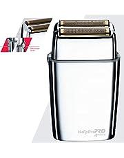 FOILFX02 Metall-dubbelfolie shaver, svart, Estandar