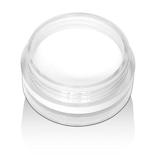 Poudre Acrylique de Couleur Pure White - blanc 4gr.