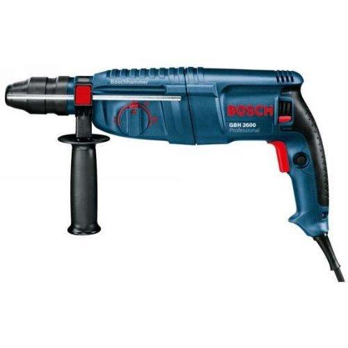 Bosch Professional 0611254803 GBH 2600 DFR Tassellatori, 720 Watt