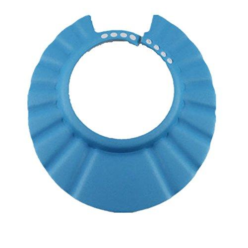 Kinder-Duschhut, Spritzschutz, Augenschutz für Shampoo, keine Tränen, verstellbar