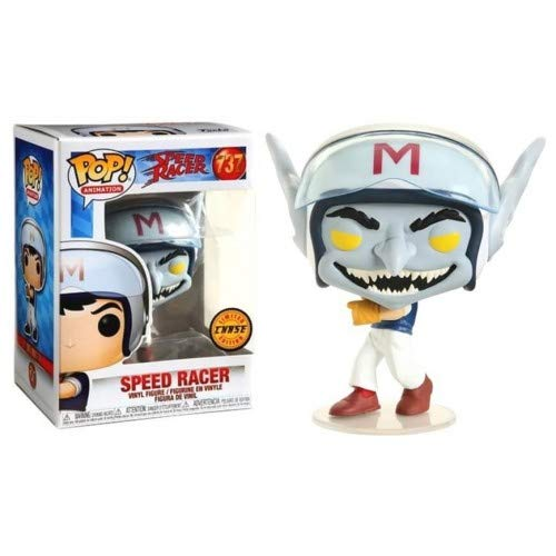 Funko Pop : Speed Racer Chase edition.