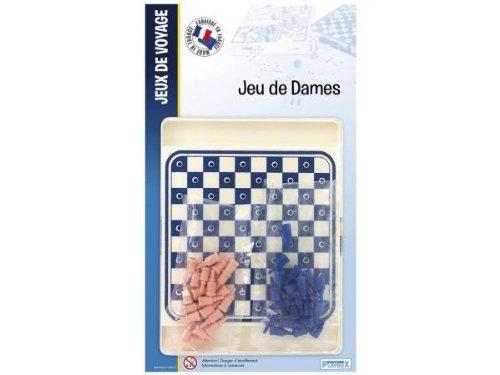 france cartes - jeu de dames voyage