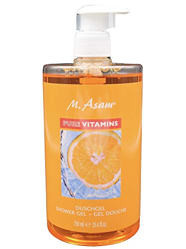 M.Asam Duschgel Pure Vitamins - 750ml - im Spender