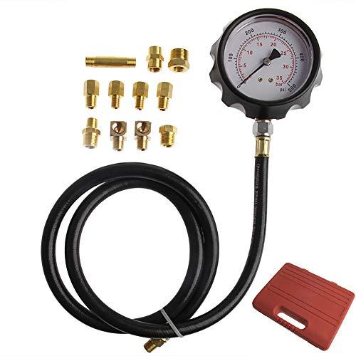 haia7k4k - Medidor de presión de Aceite para Coche, medidor de presión, Herramientas de Prueba