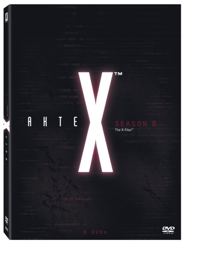 Akte X - Season 8 Collection [6 DVDs]