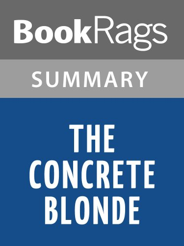 Summary & Study Guide The Concrete Blonde by Michael Connelly