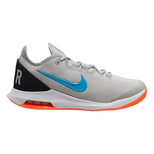 Nike Air Max Wildcard Cly, Scarpe da Tennis Uomo, Lt Smoke Grey/Blue Hero/off Noir/White, 42.5 EU