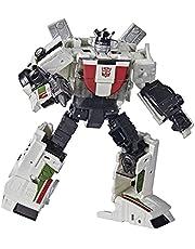 Transformers Speelgoedgeneraties War for Cybertron: Kingdom Deluxe WFC-K24 Wheeljack actiefiguur – vanaf 8 jaar, 14 cm
