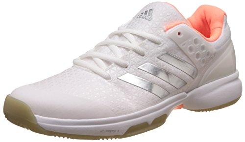 Chaussures de Tennis Adidas Adizero Ubersonic 2 W Blanc Taille FR - 42