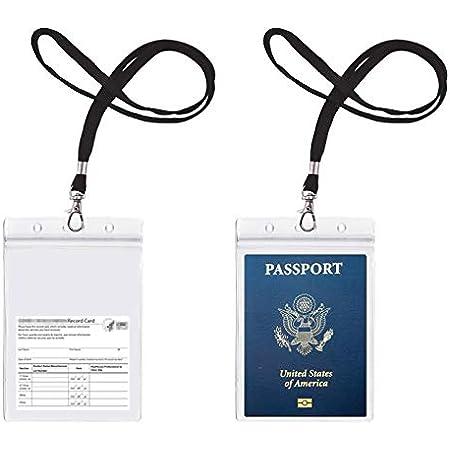 Passport Dollar Pouch Lanyard and Keys Saver