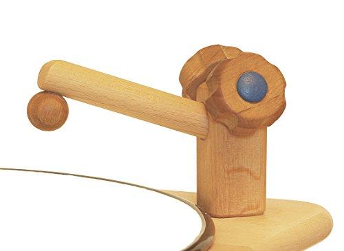 Erst-Holz 932-2044 DL Drewart Kinderküche mit Zubehör Spielküche Massivholz weiß - 4
