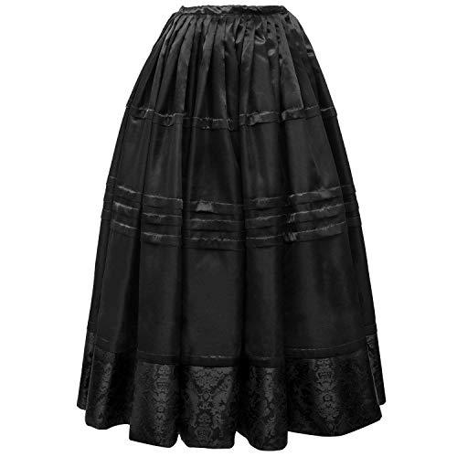 Falda regional, típica tradicional. Mod. Muxía.