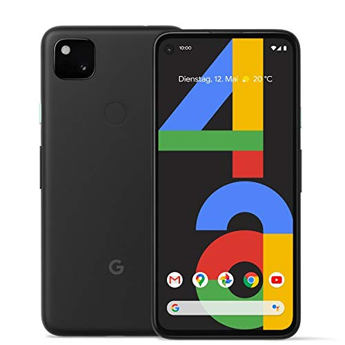 Google Pixel 4a 14,7 cm (5.8') 6 GB 128 GB 4G USB Tipo C Negro Android 10.0 3140...