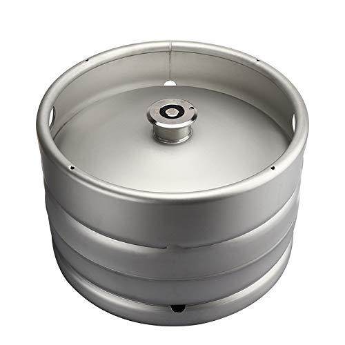 Edelstahl Euro Fass 20L Bierfass-Container zum Verkauf Food Grade-Material 20 Liter Fass Keg & 24cm A Typ Keg Spear