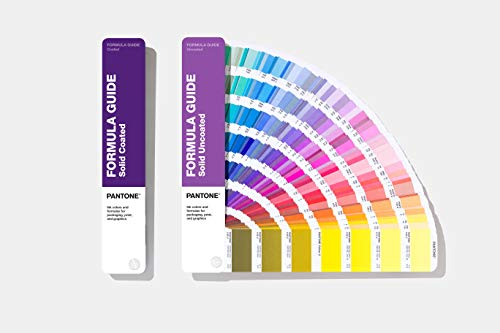 PANTONE Formula Guide Coated und Uncoated