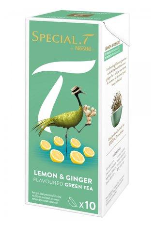 Special T Kapseln Lemon & Ginger (1 Packung)