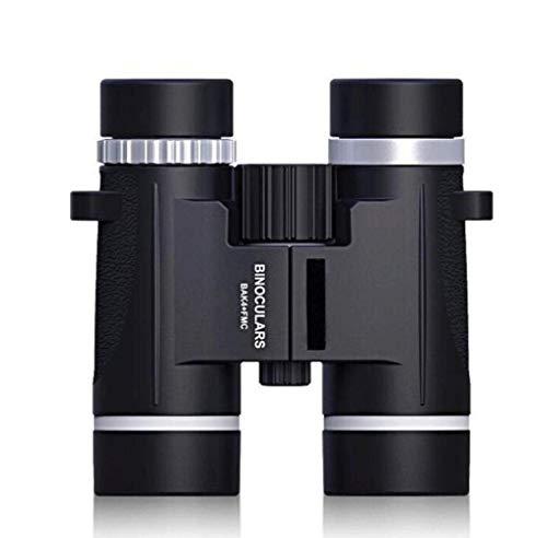 Kaper Go Teleskop Teleskop, HD-Fernglas Low Light Night Vision Und Langlebig, Schwarz, SLR-Objektiv Anti-Fingerprint-Beschichtung BKA4 Prisma Wasserdicht (Color : Black)