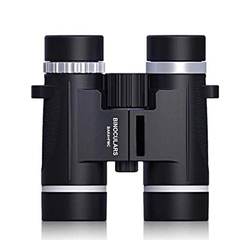 DKee Telescope, HD Binoculars Low Light Night Vision And Durable,Black, SLR Lens Anti-fingerprint Coating BKA4 Prismwaterproof (Color : Black)