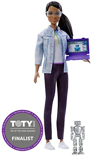 Barbie Robotics Engineer Doll