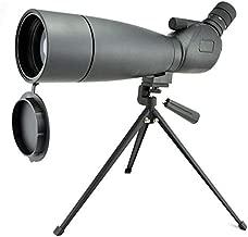 Visionking Spotting Scope 20-60x80 Monocular Telescope for Waterproof Bak4 with Tripod