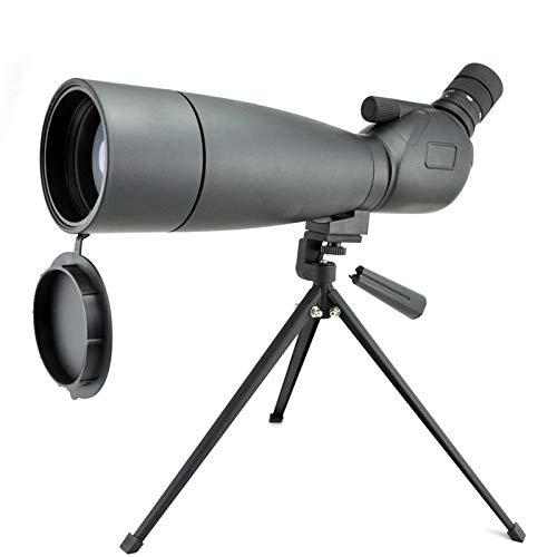 TOTEN Telescopio Terrestre 20-60x80 Prismaticos Astronomicos Profesionales Monocular de Alta Potencia Camara...
