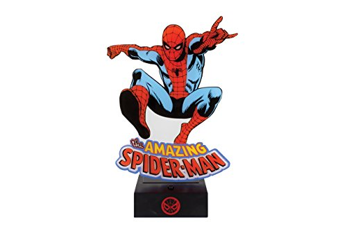Flashpoint 510228 Marvel Comics Spiderman Licht25 cm