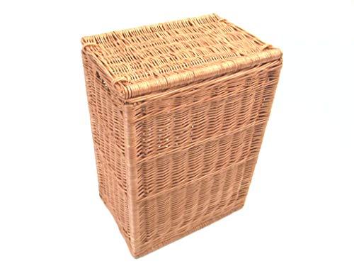 Wäschetruhe, Boiled Willow Laundry Basket