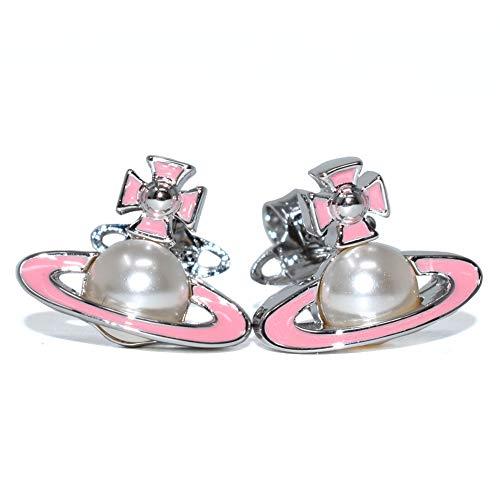 [ヴィヴィアン ウェストウッド] Vivienne Westwood ピアス IRIS BAS RELIEF EARRINGS 62010061-W248-CN [並行輸入品]