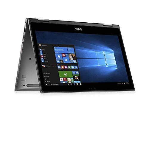 "Dell Inspiron 13 7000 2 in 1 13.3"" FHD Touchscreen Laptop Computer, AMD Quad-Core Ryzen 5 2500U up to 3.6GHz(Beat i7-7500U), 16GB DDR4, 256GB SSD, AC WiFi + BT 4.1, USB Type-C, HDMI, Win 10 (Renewed)"
