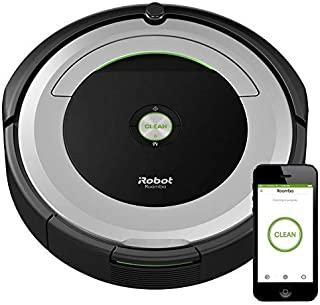 (Renewed) iRobot Roomba 690 Robot Vacuum-Wi-Fi Connectivity, Works with Alexa, Good for Pet Hair, Carpets, Hard Floors, Self-Charging